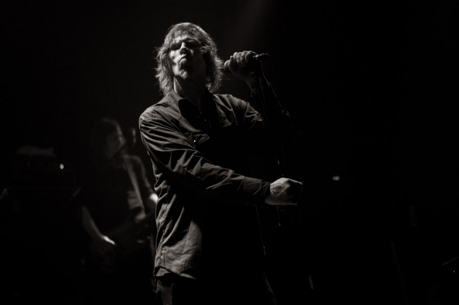 Mark Lanegan live at Principal Club Theater, Thessaloniki, Greece, 2012