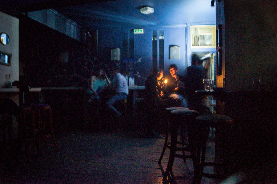 Residents Bar in Thessaloniki, GR, 2012. Photo by Ilias Antoniou.
