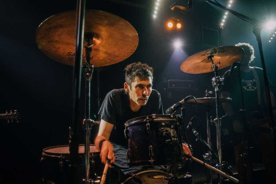 Shellac / Eightball, Thessaloniki, GR / 2015