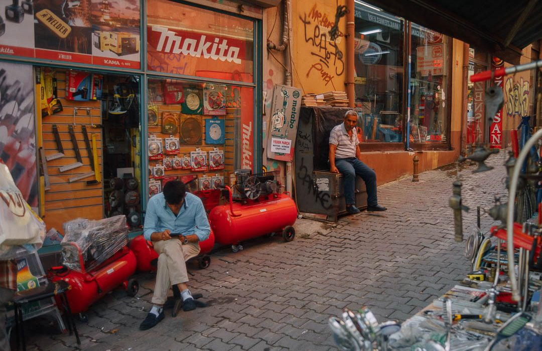 Istanbul, TR / 2015 / Street Photography