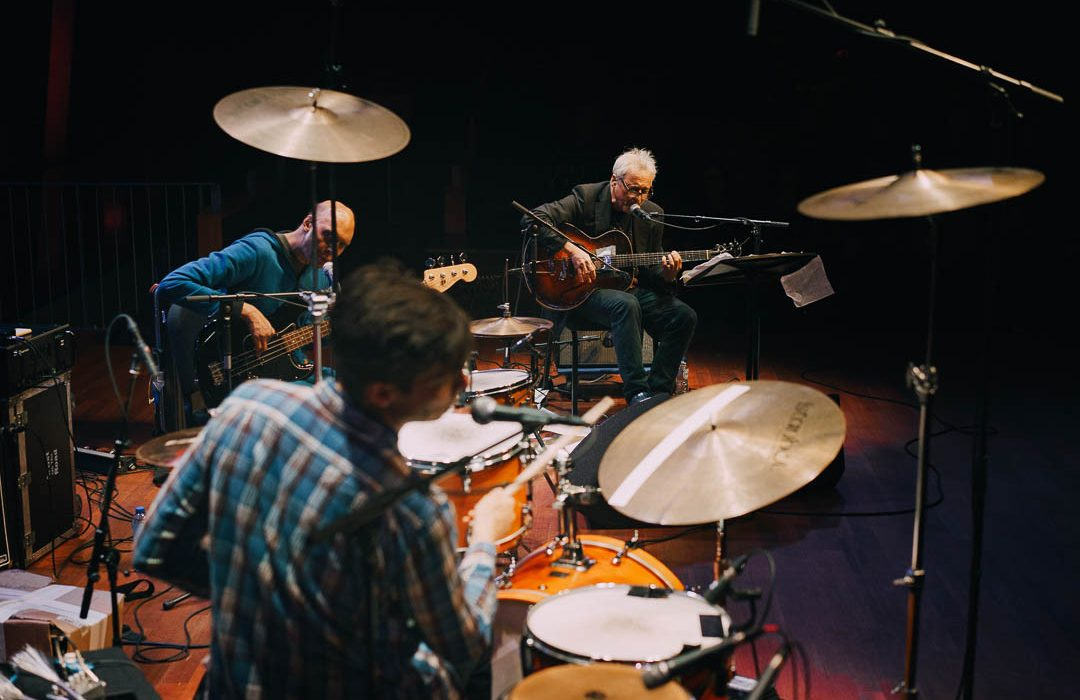 Marc Ribot's Ceramic Dog, 2018, Live in Bimhuis, Amsterdam, Netherlands