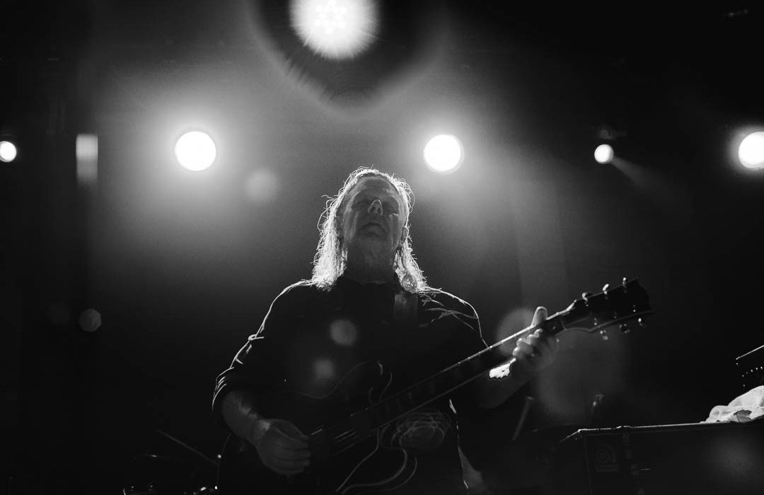 Michael Gira from Swans in 2017